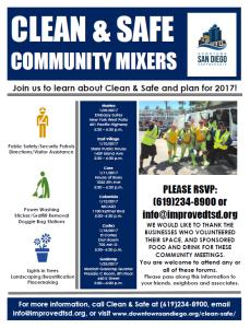 community mixers 2017