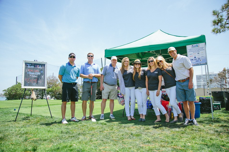 DSDP Golf Tournament 2014