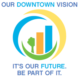 Our Downtown Vision Logo