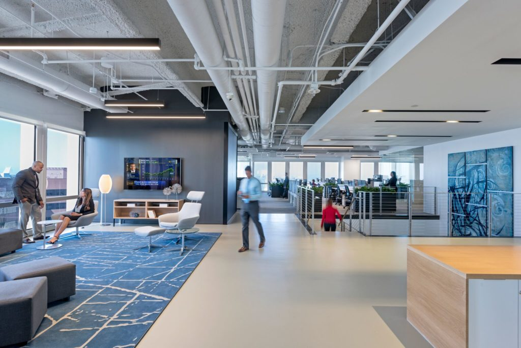 BNIMs Work Creates More Seamless Environments By Harnessing The Abilities Of Many Disciplines Landscape Architecture And Interiors Rivo Holdings Is A