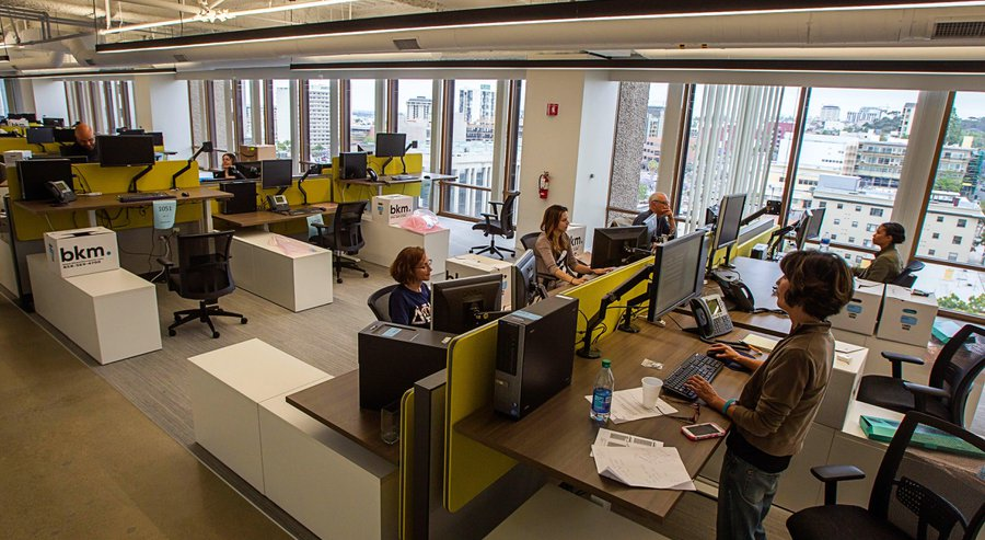 ut office space