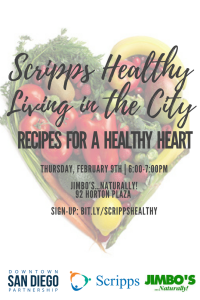 Scripps Healthy Eating