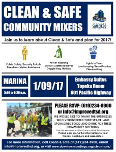 Marina community mixer